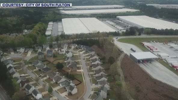 Warehouses cause headaches for some South Fulton residents