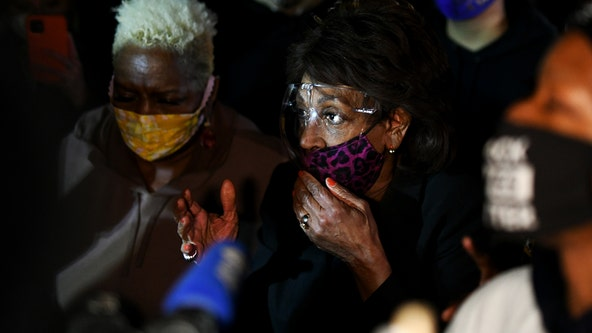 GOP slams Rep. Waters, accusing her of 'inciting riot' and 'threatening violence' ahead of Chauvin verdict