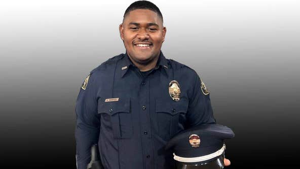 Services announced for Clayton County Officer Armando Mendoza