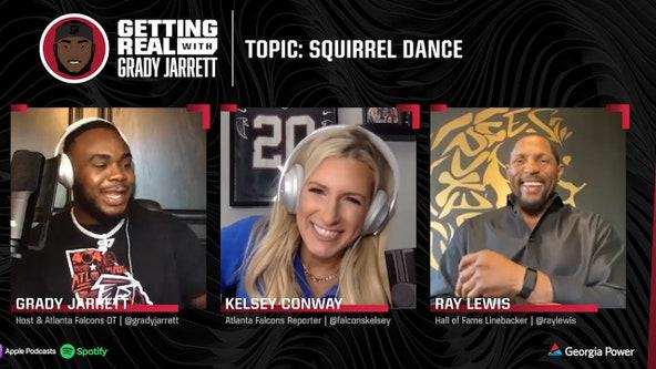 Falcons defensive lineman Grady Jarrett launches new podcast