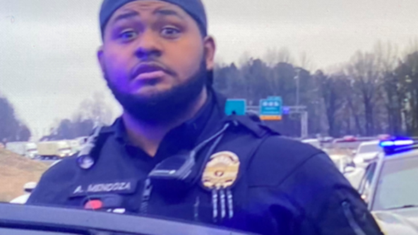 Officer killed in Clayton County car accident, officials say