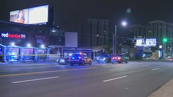 Police investigating shooting outside of Buckhead bar