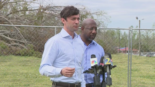Sens. Jon Ossoff, Raphael Warnock to request federal aid for Newnan