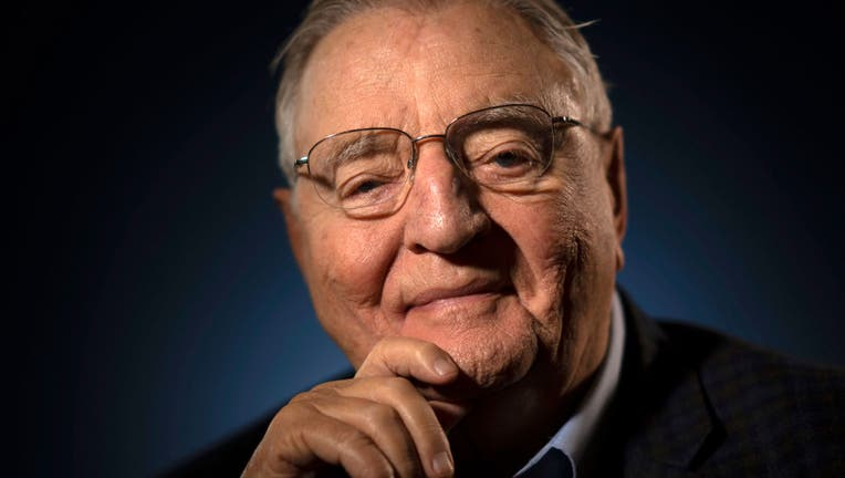 Portrait of Former Vice President Walter F. Mondale