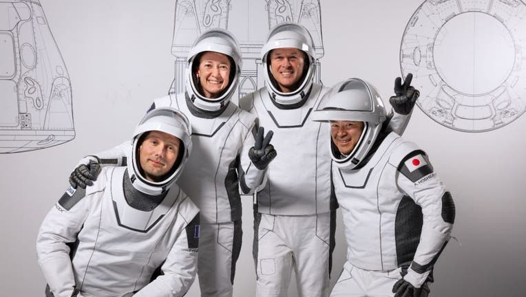 SPACEX crew 2 041421
