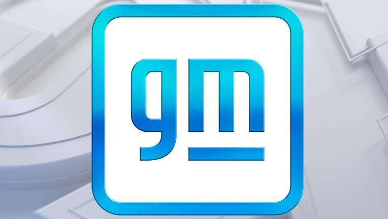 GM logo General Motors