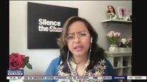 Shanti Das talks the mission of Silence the Shame