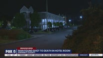 Police: Man found shot to death in Norcross hotel