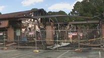 Business owners struggle after fire