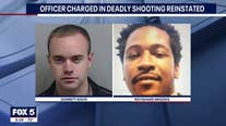 Officer charged in Rayshard Brooks' death, reinstated by Atlanta board