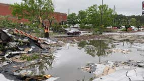 Survey indicates tornadoes in Walton, Oglethorpe counties on Monday