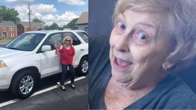 Police search for missing 73-year-old Floyd County woman