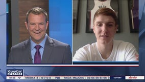 Good Day Atlanta: One-on-one with Hawks' Kevin Huerter