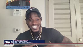 Sixth-round pick Darby brings an inspired energy to Falcons