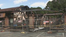 'Everything we've had is gone': Family hopes to rebuild business after fire