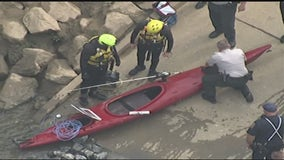 Crews recover body of a missing kayaker on Chattahoochee River