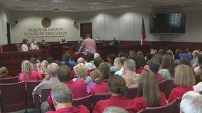 Forsyth County residents debate diversity curriculum in schools