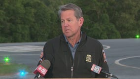 Kemp vows to crack down on Atlanta crime