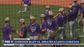 High 5 baseball: Cherokee Bluff vs. GAC