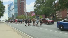 Shepherd's Men mark Memorial Day with run from Athens to Atlanta