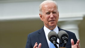 'You restored the soul of America': President Biden virtually meets with Olympic athletes