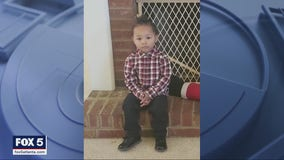 Long road to recovery for toddler shot in head at Rockdale County apartment