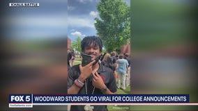 Georgia seniors' college announcements go viral on TikTok