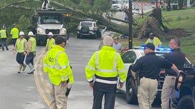 Tornado confirmed in Douglas County, deadly storm causes damage southeast of Atlanta