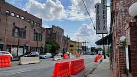 Part of Old Fourth Ward will be closed off to traffic