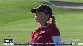 Stanford's Rachel Heck wins women's NCAA golf title