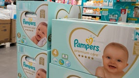 Diapers, toilet paper, other consumer goods to cost more starting in June