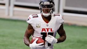 Julio Jones on future in Atlanta: 'I'm outta there'
