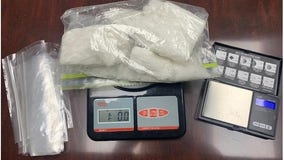 Sheriff: Deputies seize pound of meth at Forsyth County traffic stop