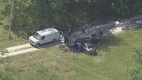 Two found dead in car in rural Rockdale County