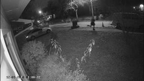 Rocky Ford Road homicide: Police release new video of suspects running from home