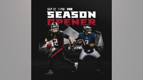 Falcons to face Eagles in 2021 season opener on FOX