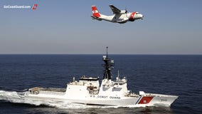 Coast Guard: 2 dead, 10 missing after boat overturns near Key West