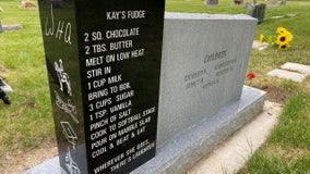 97-year-old Utah woman's headstone includes her favorite fudge recipe