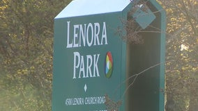 Search for indecent exposure suspect at Gwinnett County park