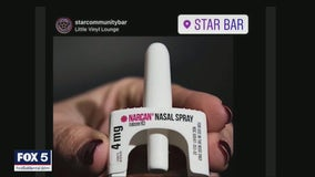 Atlanta bar to give out free Narcan kits to combat overdoses, laced drugs