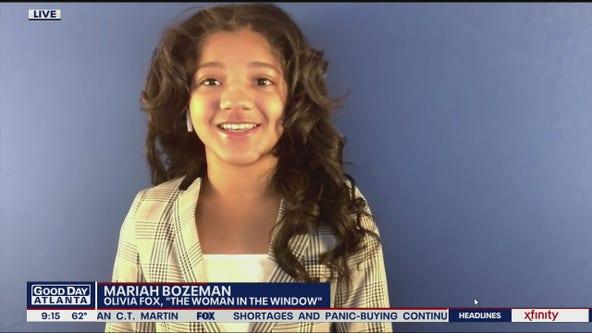 Actress Mariah Bozeman talks new Netflix film The Woman in the Window