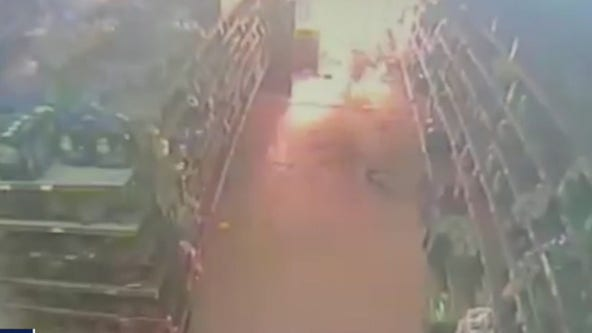 Family Dollar arson suspects caught on camera, DeKalb County police say