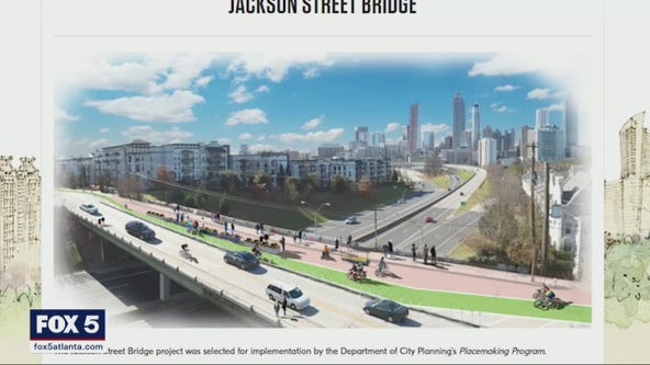 Iconic Jackson Street bridge could look different before 2022