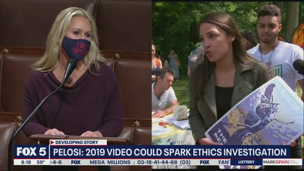 2019 video of Marjorie Taylor Greene could spark ethics review