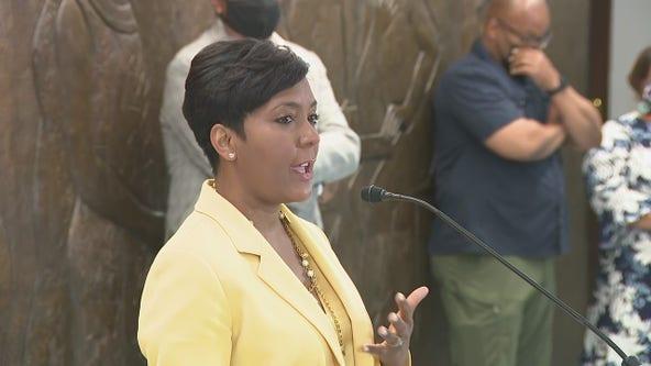 'Time to pass the baton on': Atlanta Mayor Keisha Lance Bottoms explains decision not to seek reelection