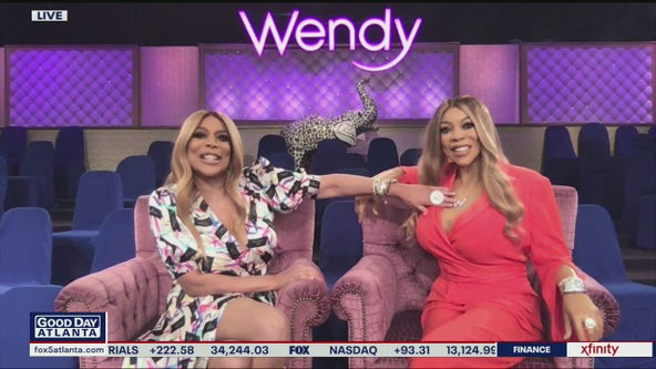 Wendy Williams has a new wax figure at Madame Tussauds