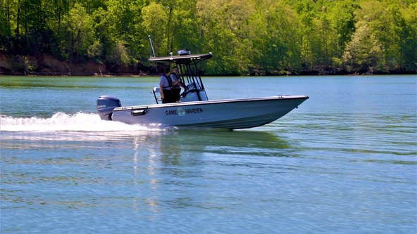 1 dead, 6 injured as 2 boats collide on middle Georgia lake