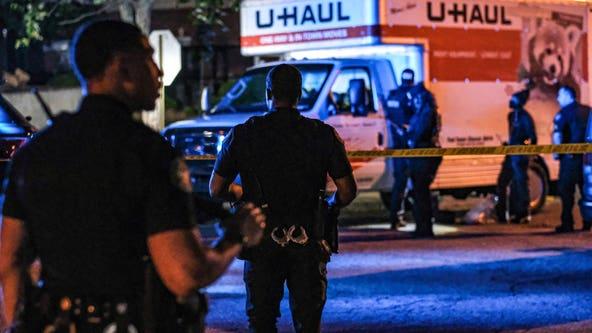 Police: Woman shot dead at Atlanta apartment complex