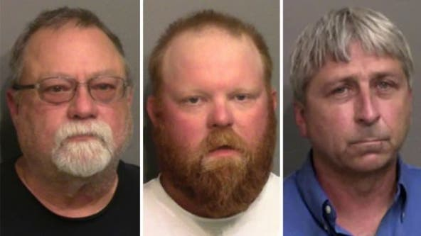 Ahmaud Arbery case: Men indicted on federal hate crimes plead not guilty in