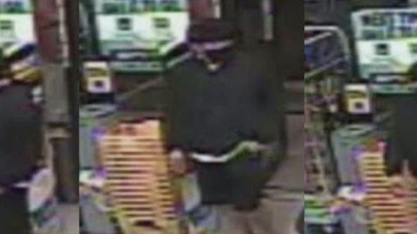 GBI, Commerce police working to ID dollar store murder suspect
